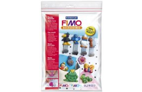 FIMO CLAY MOULD FUNNY ANIMALS